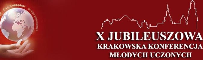 X Krakowska Konferencja Młodych Uczonych